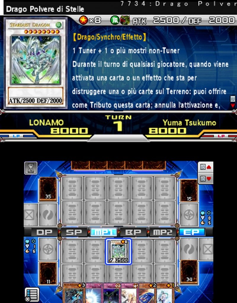 Yu gi oh zexal world duel carnival recensione ds