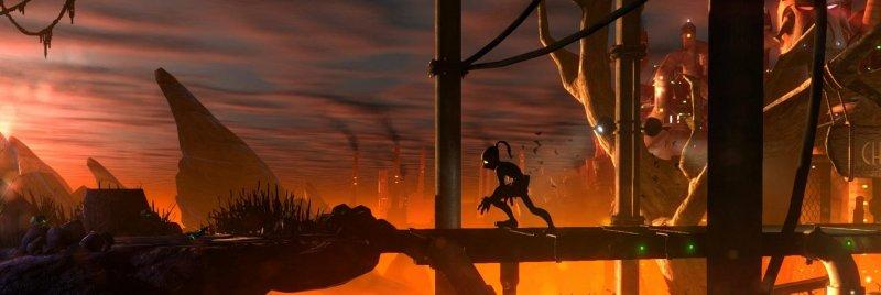 La versione Wii U  di Oddworld: New 'N' Tasty! è quasi pronta