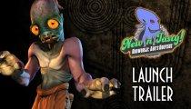 Oddworld: New 'n' Tasty - Il trailer di lancio