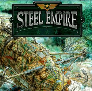 Steel Empire per Nintendo 3DS