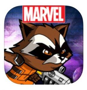 Marvel Guardiani della Galassia: L'arma universale per iPhone