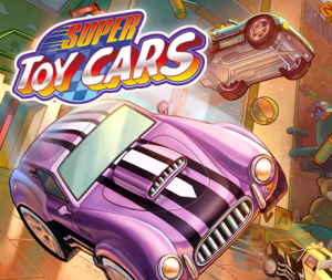 Super Toy Cars per Nintendo Wii U