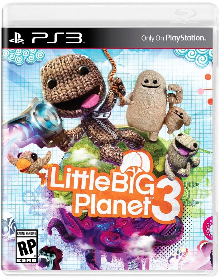 LittleBigPlanet 3 - Data di uscita e contenuti bonus pre-order