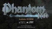 Phantom Rift - Trailer di presentazione