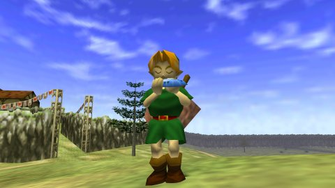 The Legend of Zelda: Ocarina of Time arrives on PC, fans are decompiling the game