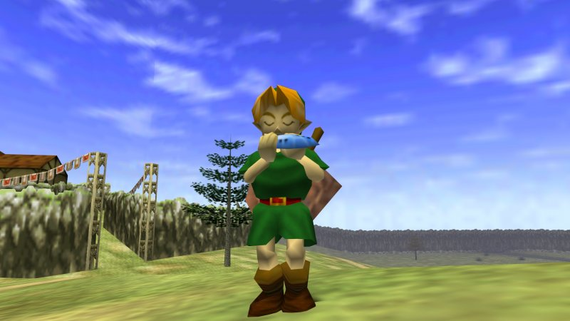 The Legend of Zelda: Ocarina of Time: un promettente remake fatto con Unreal Engine 4 si mostra in otto minuti di gameplay