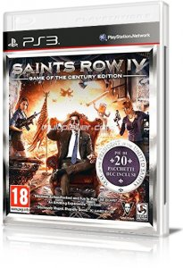 Saints Row IV - Game of the Century Edition per PlayStation 3