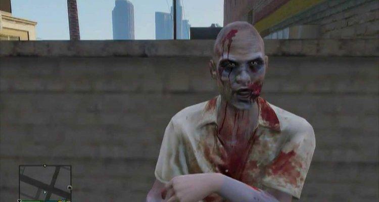 Grand Theft Auto V - Altri indizi puntano ancora sul DLC horror con gli zombie