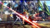 Blazblue: Chrono Phantasma - Trailer di Celica Mercury e Lambda-11