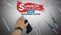 Surgeon Simulator Anniversary Edition - Trailer di presentazione con data di lancio