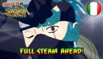 Naruto Shippuden: Ultimate Ninja Storm Revolution - Trailer della data d'uscita su Steam