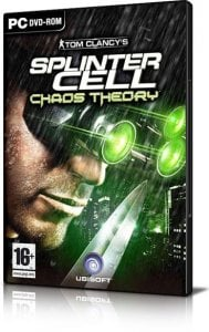 Tom Clancy's Splinter Cell: Chaos Theory (Splinter Cell 3) per PC Windows