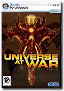 Universe at War: Earth Assault per PC Windows