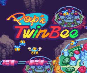 Pop'n Twinbee per Nintendo Wii U