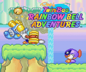 Pop'n Twinbee: Rainbow Bell Adventure per Nintendo Wii U