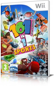 101-in-1 Sports Party Megamix per Nintendo Wii