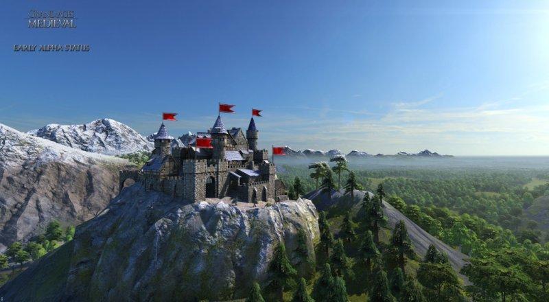 Grand Ages: Medieval uscirà anche su PlayStation 4