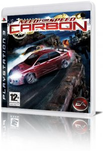 Need for Speed Carbon per PlayStation 3