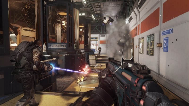Confermati i 60 fotogrammi al secondo per Call of Duty: Advanced Warfare