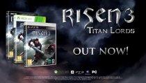 Risen 3: Titan Lords - Il trailer di lancio