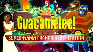 Guacamelee! Super Turbo Champion Edition per PlayStation 4