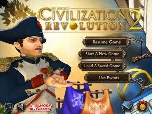 Sid Meier's Civilization Revolution 2 per iPhone