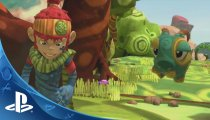 The Last Tinker: City of Colors - Trailer del gameplay GamesCom 2014