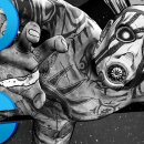 Borderlands: The Pre-Sequel - Videoanteprima GamesCom 2014