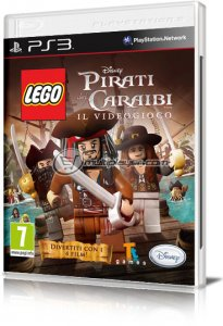 LEGO Pirati dei Caraibi per PlayStation 3