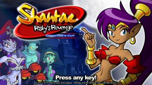 Shantae: Risky's Revenge - Director's Cut per PC Windows