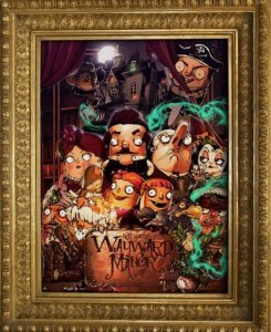 Wayward Manor per iPhone