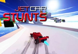 Jet Car Stunts per PlayStation 4