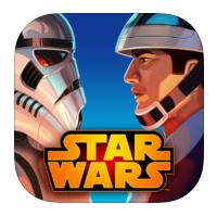 Star Wars Commander per iPhone
