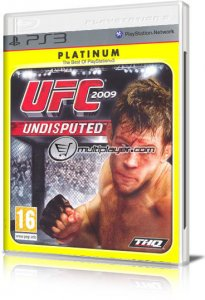 UFC 2009: Undisputed per PlayStation 3