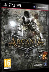 Arcania: The Complete Tale per PlayStation 3