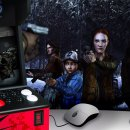 The Walking Dead Season Two - Episode 5: No Going Back - Sala Giochi