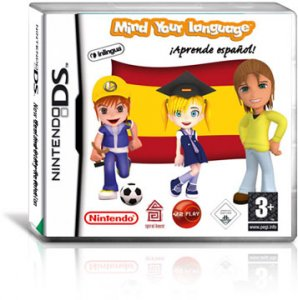 Mind Your Language: Impara lo Spagnolo! per Nintendo DS