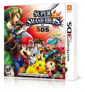 Super Smash Bros. per Nintendo 3DS