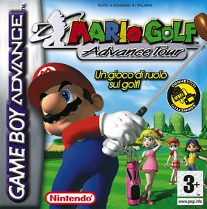Mario Golf Advance Tour per Nintendo Wii U