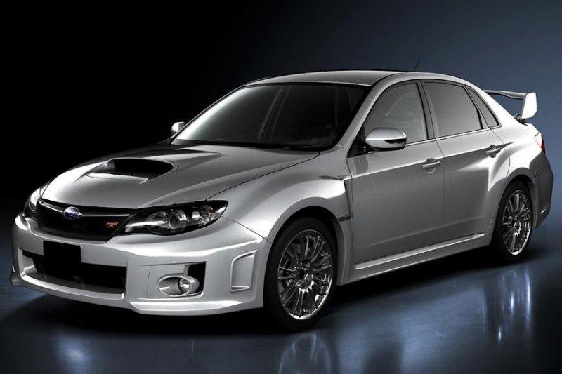 Auto in gioco - Subaru Impreza, McLaren MP4-12C, Dodge Viper, Alfa Romeo 33 Stradale