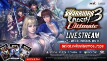 Warriors Orochi 3 Ultimate - 50 minuti di gameplay