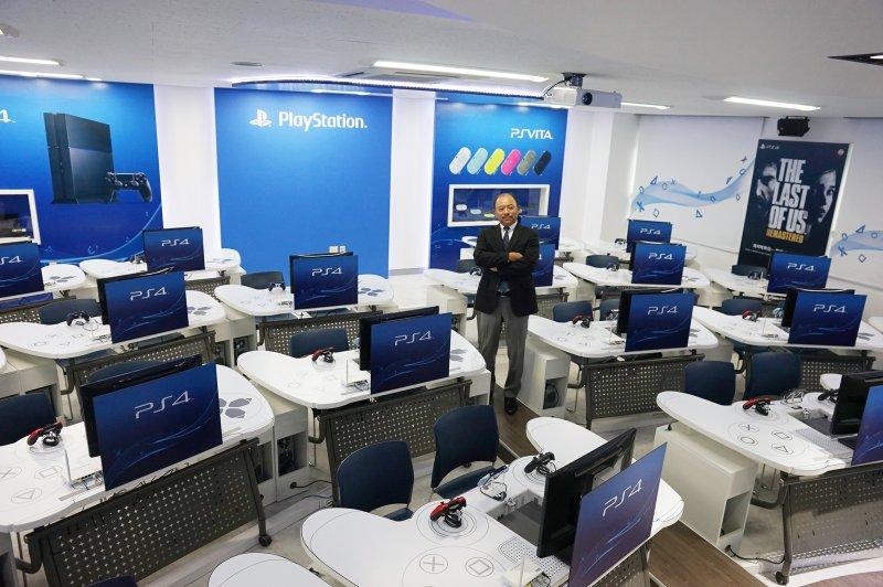Un'università coreana terrà lezioni sull'industria dei videogiochi usando PlayStation 4 e PlayStation Vita
