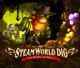 SteamWorld Dig per Nintendo Wii U