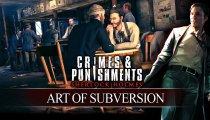 Sherlock Holmes: Crimini e Punizioni - Un video sull'arte di sovvertire
