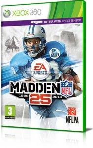 Madden NFL 25 per Xbox 360