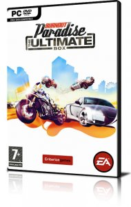 Burnout Paradise: The Ultimate Box per PC Windows