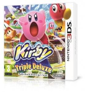 Kirby: Triple Deluxe per Nintendo 3DS