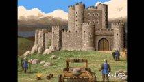 Defender of the Crown - Il videoconfronto tra la versione Amiga e la versione DOS