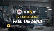 "FIFA 15 - Trailer ""Feel the Game"""