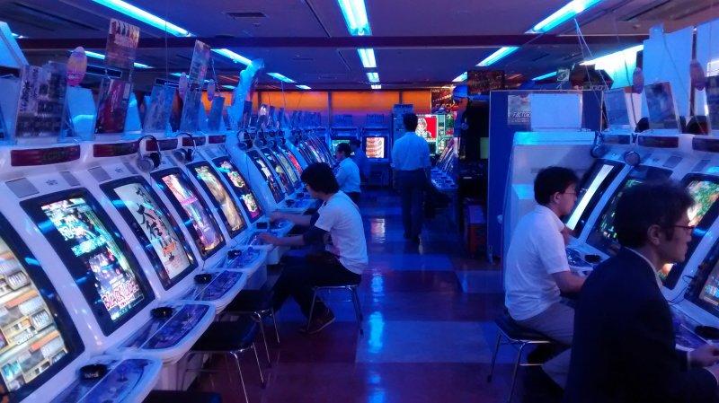 Le sale giochi di Tokyo